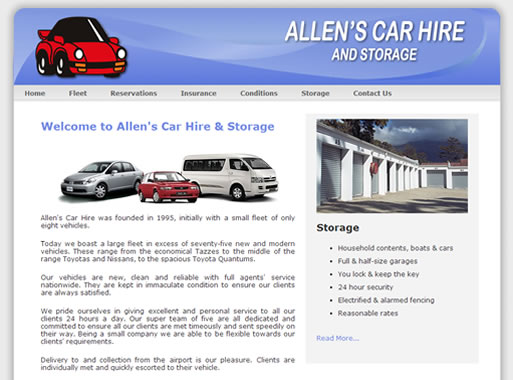 Allens Car Hire